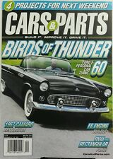 Cars & Parts Nov Dec 2015 Birds of Thunder Ford's Personal Car FREE SHIPPING sb