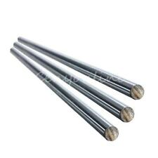 Linear Optical Axis Steel Bearing Cylinder Rail OD 8mm x 400mm for Drive Shaft