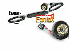 Feniex Cannon Brand New Hideaway LED strobe light AMBER