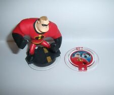 DISNEY INFINITY 1.0 3.0 2.0 Character Figure Mr Incredible Glory Days Power Disc