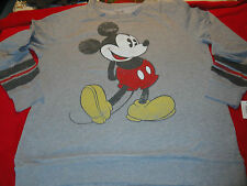 2XLWoman's  Mickey Mouse Disney Parks Long Sleeved Tee Shirt NWT