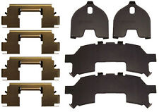 Mazda Rx8 Rx-8 NEW Factory Rear Brake Pad Hardware Kit 2004 To 2011