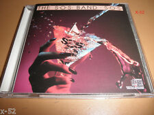 THE SOS BAND rare S.O.S. first album CD 1987 marking    TAKE YOUR TIME