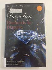 Crown Prince Gregory : Diamonds in Disguise - Tessa Barclay (2009, Hardcover, DJ