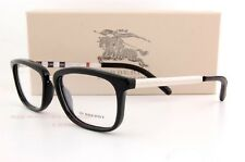 Brand New BURBERRY Eyeglass Frames BE 2160Q 3428 Black/Silver  100% Authentic
