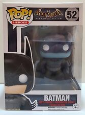 Funko Pop Batman # 52 Blue Detective Batman Arkham Asylum Figure Brand New