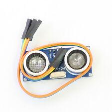 Sensore di distanza a ultrasuoni HC-SR04 con ponticello fili Arduino, PI, robotica UK