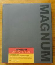 SIGNED BY 26 MAGNUM PHOTOGRAPHERS - CONTACT SHEETS - 2011 1ST EDITION - FINE