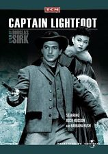 CAPTAIN LIGHTFOOT  (1955 Rock Hudson) - Region Free DVD - Sealed
