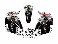 LINCOLN VIKING 2450 3350 WELDING HELMET WRAP DECAL STICKER jig welder joker ha