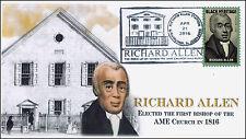 2016, Richard Allen, Black Heritage, Birmingham AL, 16-129