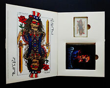 Grateful Dead Dead In A Deck Built To Last Playing Cards Picture Disc CD Box Set
