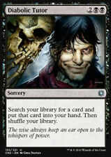 MTG 2x DIABOLIC TUTOR - TUTORE DIABOLICO - CN2 - MAGIC