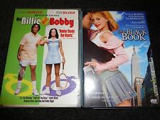 WHEN BILLY BEAT BOBBY & LITTLE BLACK BOOK-2 movies-HOLLY HUNTER,BRITTANY MURPHY