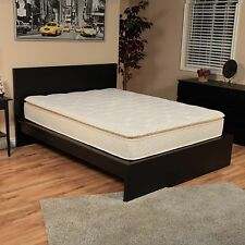 RV Foam Mattress Short Queen Size Quilted Pillow Top Motor Home Box Bed Trailer