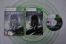 Dishonored xbox 360 pal