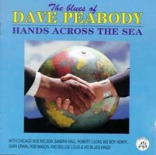 FREE US SH (int'l sh=$0-$3) NEW CD David Peabody: Hands Across the Sea