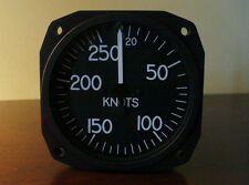 Military Airspeed Indicator - REDUCED -Sim Instrument AH-1 Super Cobra