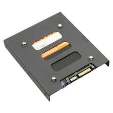 "2.5"" To 3.5"" SSD HDD Mounting Adapter Bracket Tray Dock For PC SSD Case Holder"