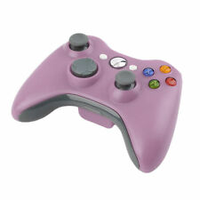 Wireless Game Remote Controller for Microsoft Xbox 360 Console+USB Receiver Pink