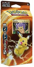 Pokemon XY Evolutions Pikachu TCG Card Game Decks - 60 cards