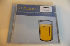 LA PULPE CD EGO / CARNEL/ DJ BRAIN/ THE ODD COUPLE/ NEW WOUNDED/THE BIG KNIFE...