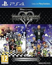Kingdom Hearts HD 1.5 + 2.5 Remix (Sony PlayStation 4, 2017) *In Stock*
