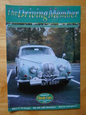 DAIMLER & LANCHESTER The Driving Member Owners Club Magazine Vol 34 No 7 1998