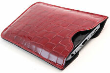 Microsoft Lumia 950 Leder Handytasche LUXUS Case Pouch Hülle Etui Sleeve Cover