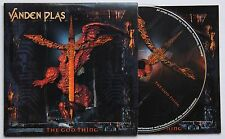 Vanden Plas The God Thing Adv Cardcover CD + Bio Booklet
