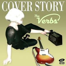 Cover Story [Digipak] by The Verbs (CD, Feb-2015, Jay Vee Records)