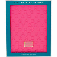 Genuine NEW Marc Jacobs Ladies Pink Hot Ipad 3 & 4 Case Designer