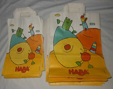 Lot of 50 HABA Retail Sales Merchandise Paper Holiday Christmas Gift Bags M / L