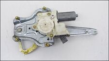 TOYOTA AVENSIS HATCHBACK 03-08 REAR O/S DRIVER SIDE WINDOW MOTOR & REGULATOR