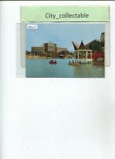 MP021 # MALAYSIA MINT PICTURE POST CARD G.W 117 * GENTING HIGHLAND LAKE