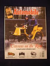 The Automobile - January 2013 - Alfa Romeo - Dorcas - Willys overland Crossley