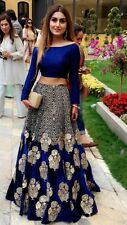 Indian Bollywood Ethnic Designer Anarkali Salwar Kameez Suit & Traditional HJOI