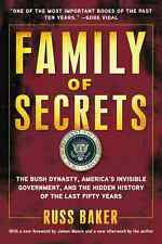 *New* FAMILY OF SECRETS: The Bush Dynasty, America's Invisible Government