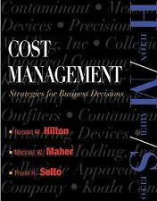 Cost Management with Student CD ROM and Powerweb