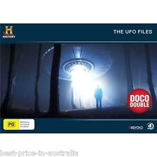 The UFO Files (UFO'S & ALIENS) 4-DVD TV HISTORY BRAND NEW SEALED 4-DISC Region 4