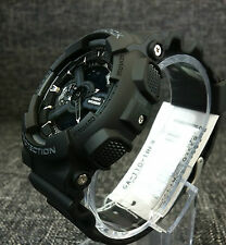 Casio G SHOCK ga-110-1ber Nero X Large Analogico & Digitale 200m WR NUOVO di zecca