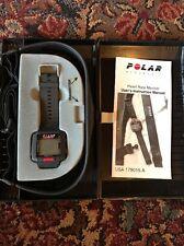 POLAR ACCUREX II HEART RATE MONITOR WATCH Model #1900472