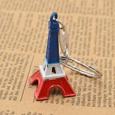 Rétro Mini Paia Torre Eiffel Modello Portachiavi Negozio di Souvenir GiftFashion