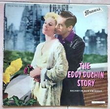 CARMEN CAVALLARO / THE EDDY DUCHIN STORY - LP (Germany 1965) COVER ONLY !!!