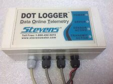 STEVENS DATA DOT LOGGER WATER MONITORING SYSTEM DATA ONLINE TELEMETRY SALE $89