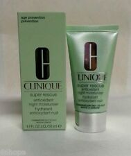 Clinique Super Rescue Antioxidant Night Moisturizer Combination Oily  1.7oz NIB