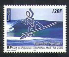 French Polynesia 2002 Surfing/Sea/Wave/Sports/Surf Boards 1v (n37521)