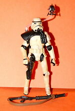 STAR WARS BLACK SERIES SANDTROOPER W/SENTRY DROID AMAZON EXCLUSIVE LOOSE