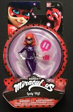 "Bandai Action Heroez Miraculous Lady Wifi Action Figure Doll 5.5"" New"