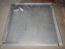 Mettler Toledo Floor Scale, Panther PTHN-1000-000, 10,000 lb. Capacity